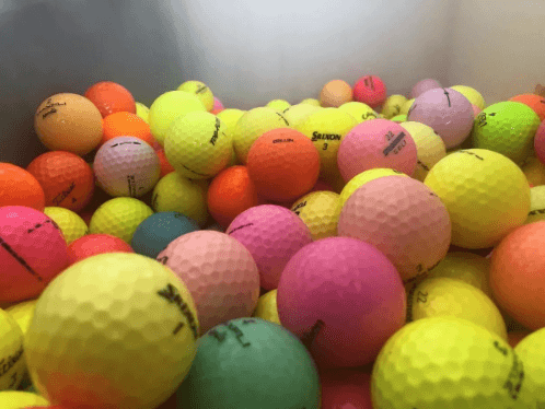 bolas-de-golf-de-colores